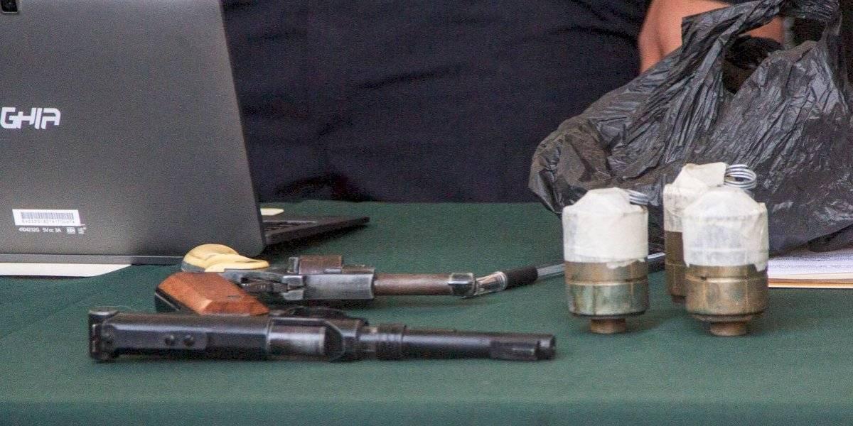 Programa de desarme en CDMX ha destruido más de 3 mil armas de fuego