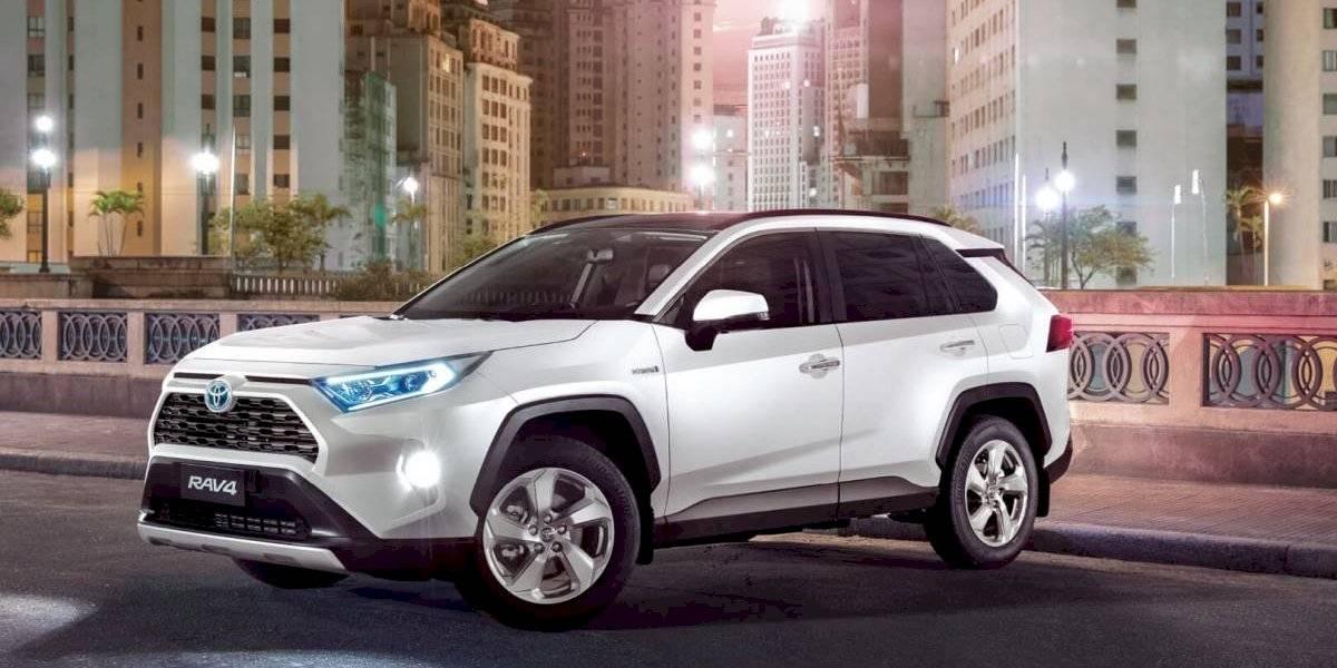 Toyota lidera la venta de autos electrificados durante 2019 con dos modelos