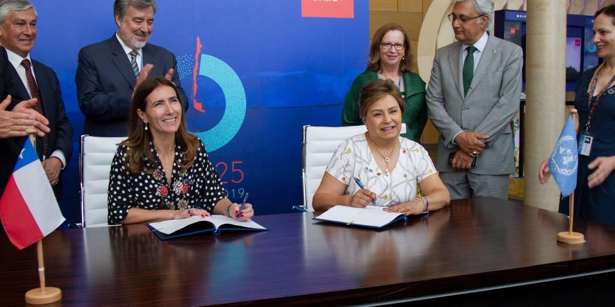"""""""Chile-Madrid Tiempo para la Acción"""": Después de dos días extras de discusión se logra acuerdo en la COP25"""
