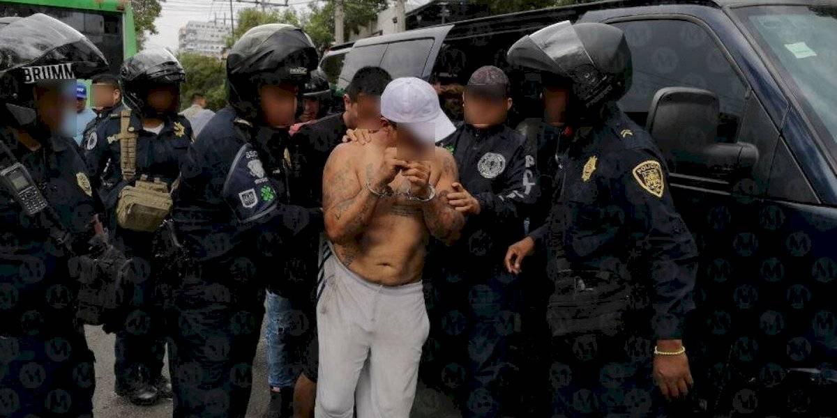 Detienen a primo de Irving Herrera, líder de La Unión de Tepito
