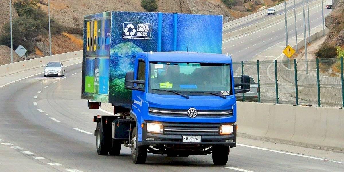 """La """"Ruta Azul"""" de Volkswagen Camiones celebra sólo éxitos"""