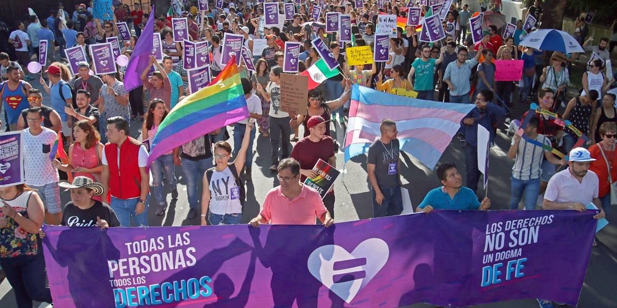 Comunidad LGBT+ guarda silencio ante ataques en Guadalajara