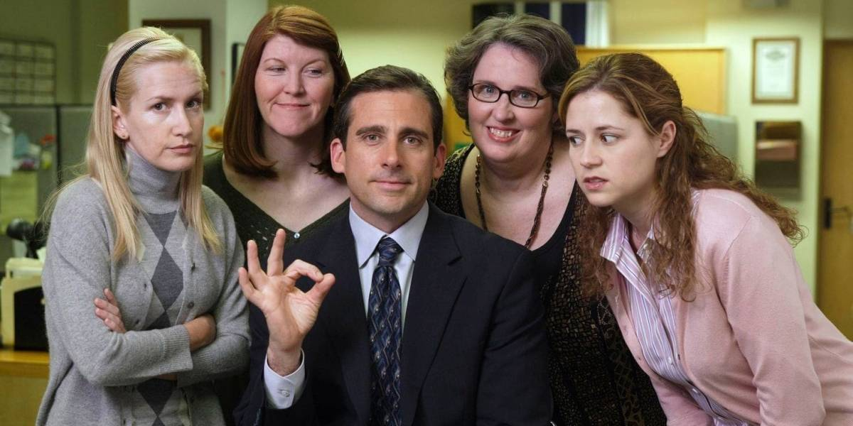 """The Office"" se suma a las series que dejan Netflix"