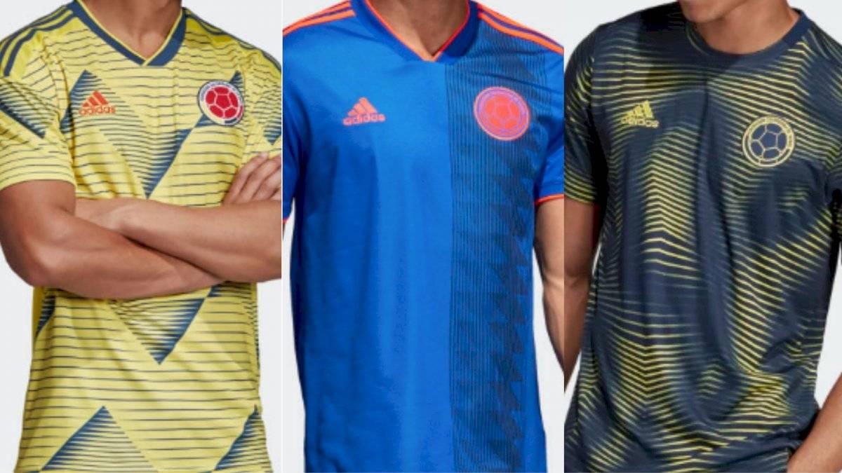 adidas camisetas Colombia 2019
