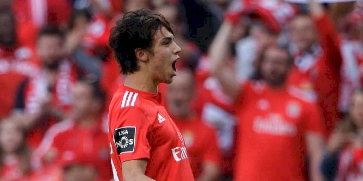 ¡Se volvieron locos! El Atlético de Madrid puso 126 millones de euros en la mesa por João Félix