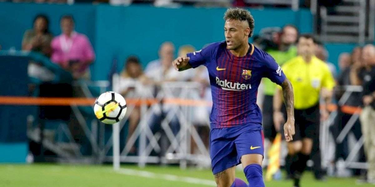 """La cúpula del Barcelona le baja el humo al posible regreso de Neymar: """"Este tema no está sobre la mesa"""""""