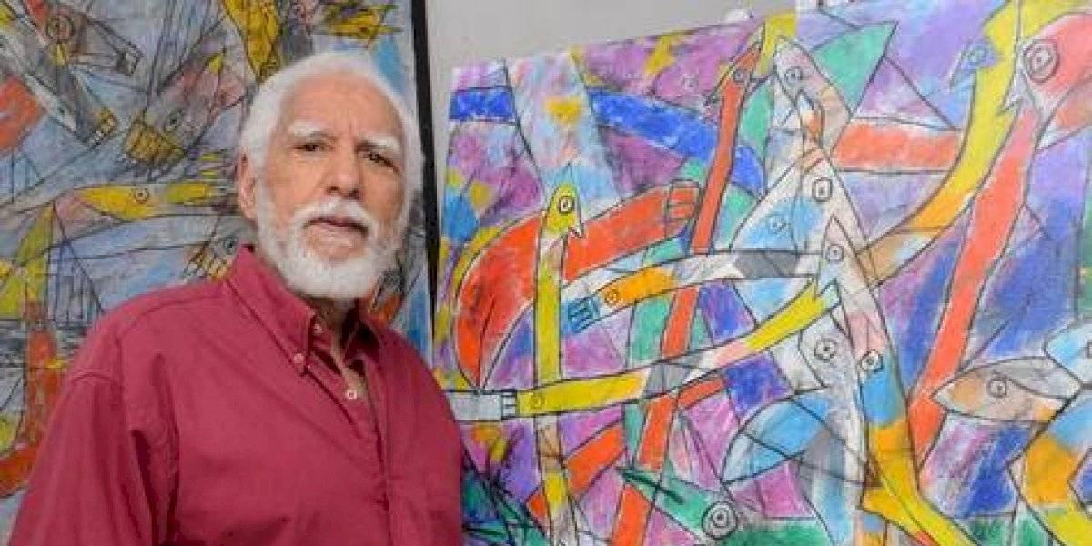 Antonio Guadalupe expondrá el 10 de julio en Quinta Dominica