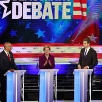 Debate de precandidatos del partido Demócrata