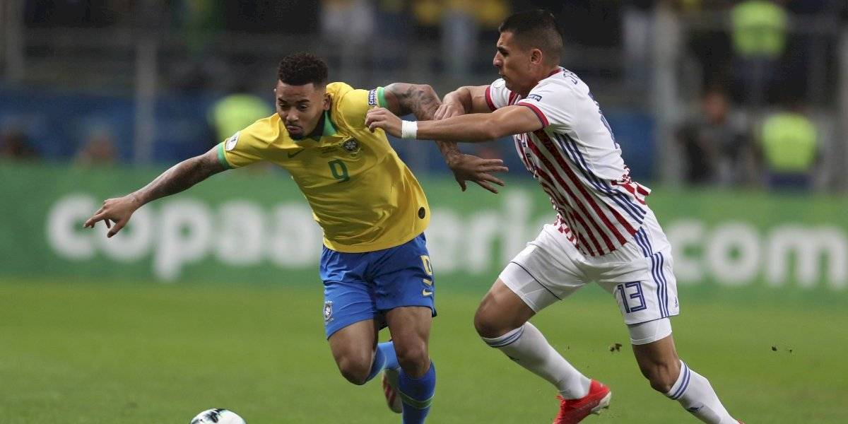 Así vivimos el emocionante triunfo de Brasil sobre Paraguay por penales en la Copa América