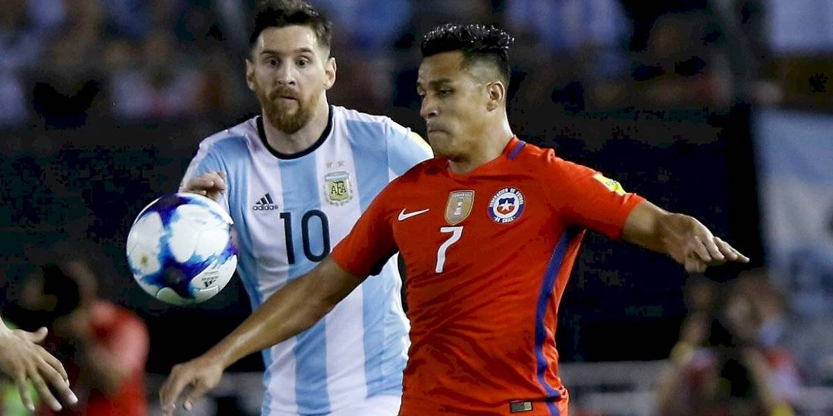 Chile y Argentina jugarán amistoso en Los Ángeles de cara a las Clasificatorias de Qatar 2022