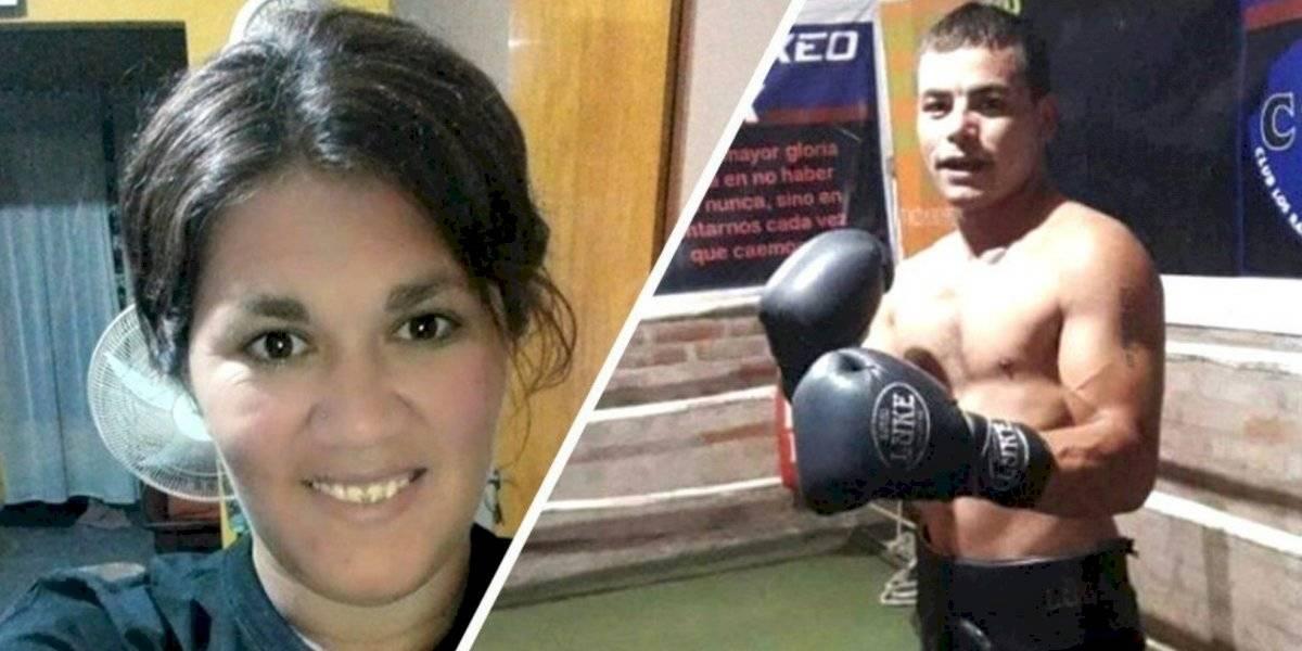 Boxeador asesina a su pareja mientras ella dormía