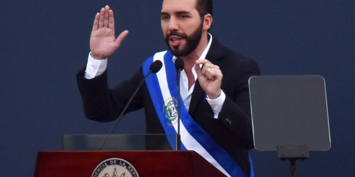 """Bukele: """"El Salvador debe generar oportunidades para evitar ola migratoria"""""""