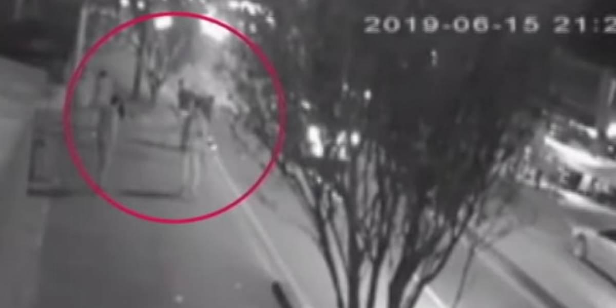 Habitante de calle mató a joven porque no le dio monedas en una vía de Bogotá