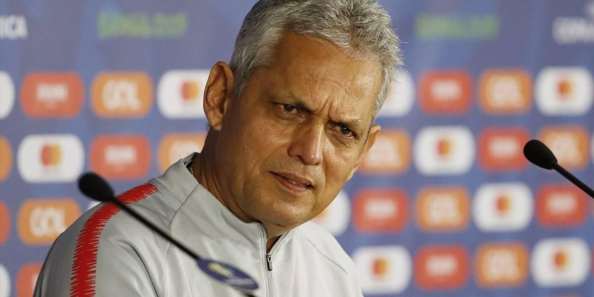 Reinaldo Rueda recibió crucial noticia de la ANFP de Chile para el partido contra Colombia