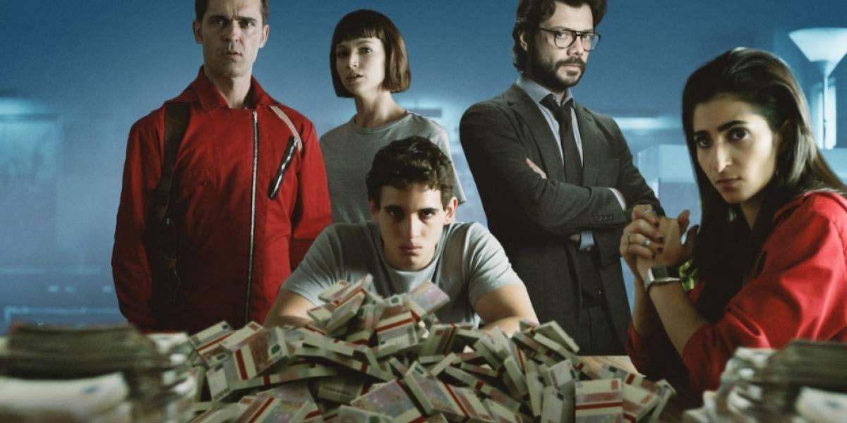 """Se confirma que """"La Casa de Papel"""" tendrá una cuarta temporada"""