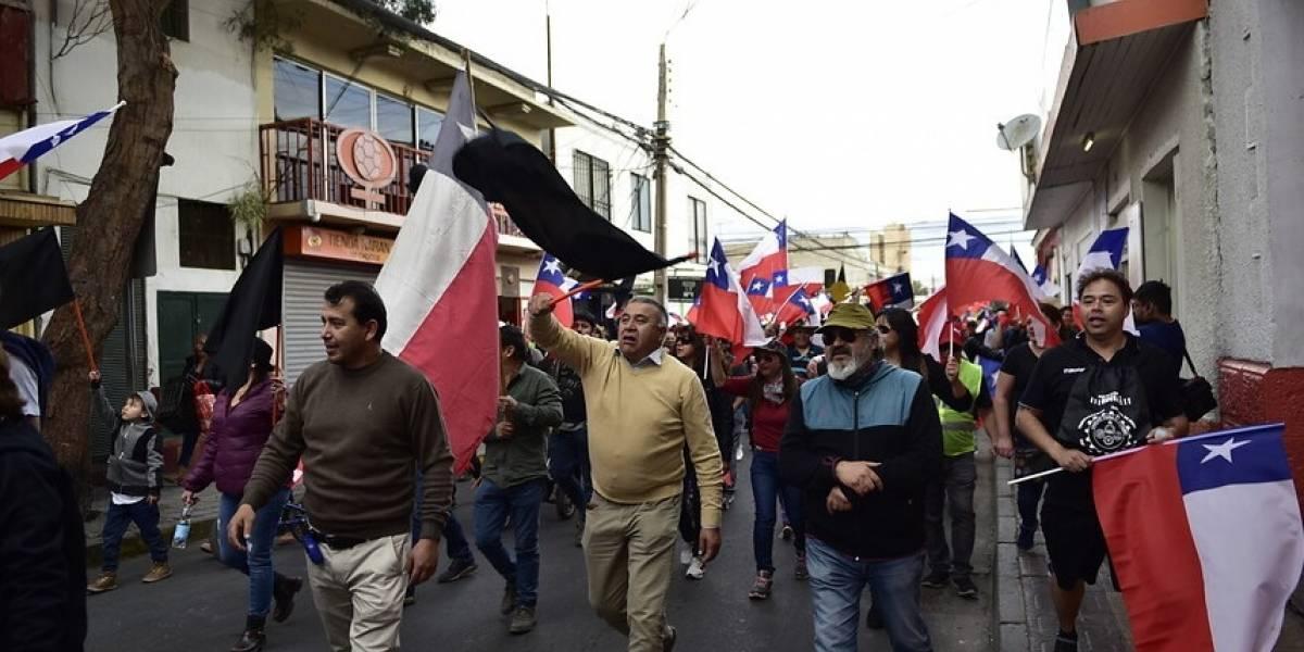 Trabajadores de División Chuquicamata vuelven a sus labores tras aprobar propuesta de Codelco