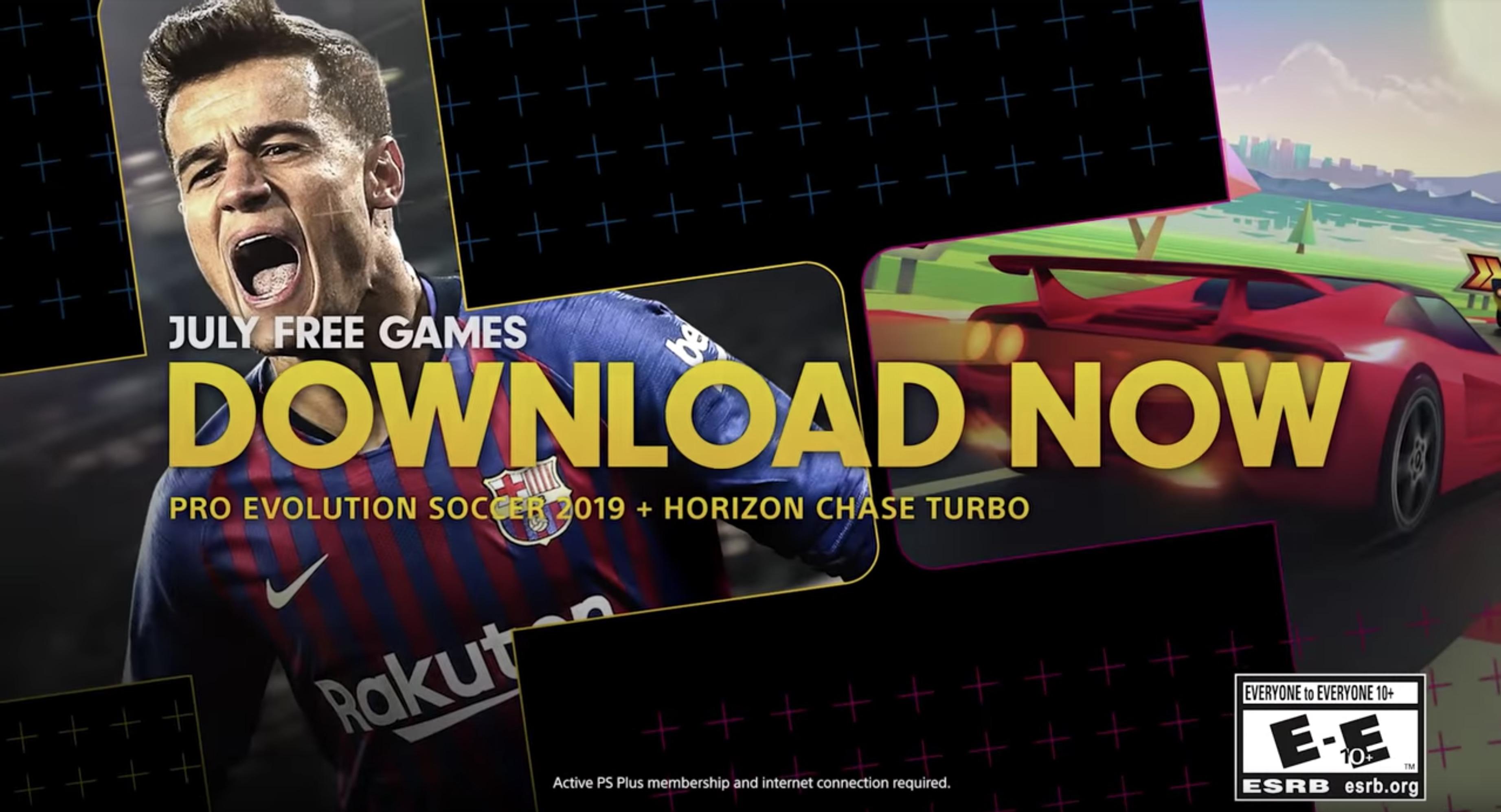 """Estos son los juegos """"gratuitos"""" de PlayStation Plus para julio"""