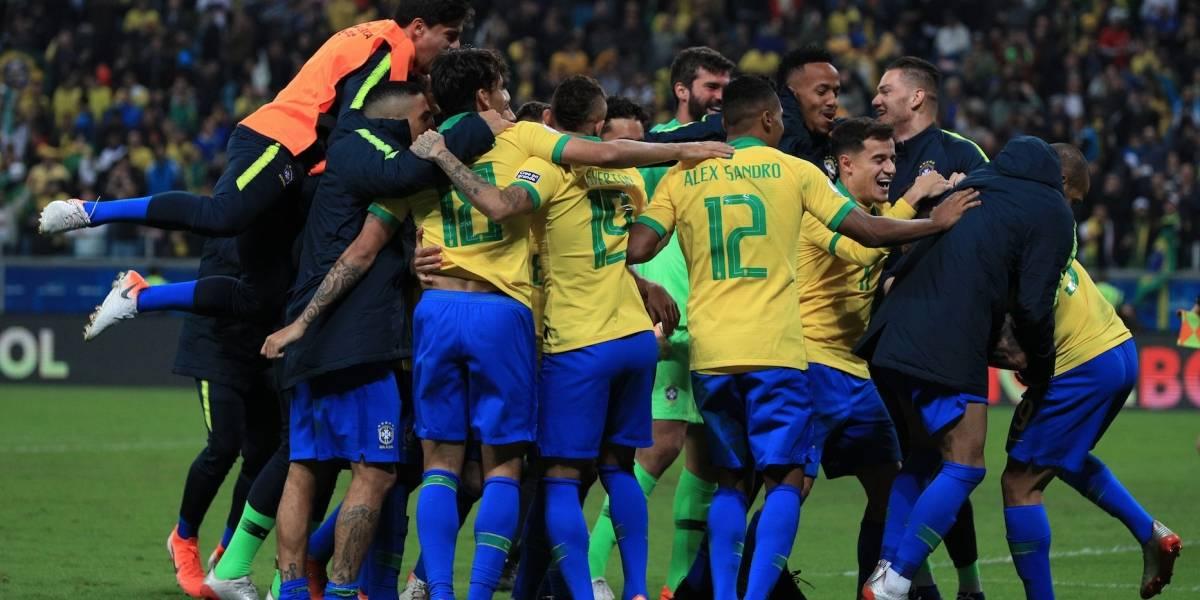 ¡Pena máxima! Paraguay aguantó y lo intentó, pero Brasil clasificó a semifinales de la Copa América