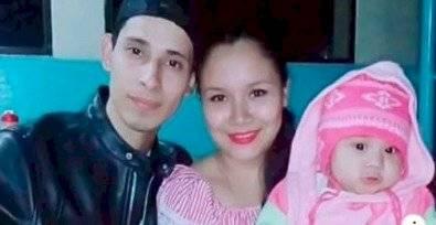 Oscar y Valeria - migrantes