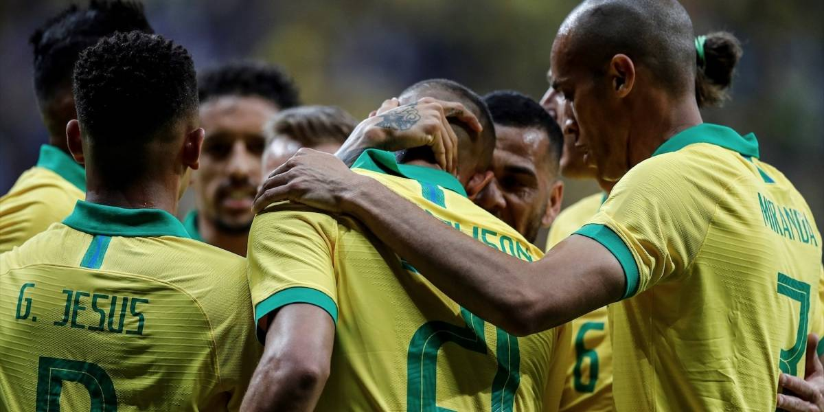Estrella de la selección de Brasil se encuentra en cuarentena tras sufrir delicada enfermedad