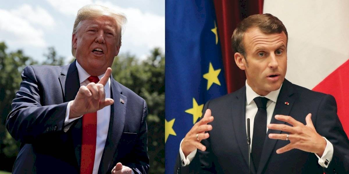 ¿Otra guerra comercial? Francia aplica inédito impuesto a gigantes tecnológicas y Trump se pone en alerta