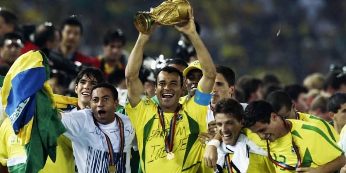 Campeones del mundo con Brasil visitarán Guatemala
