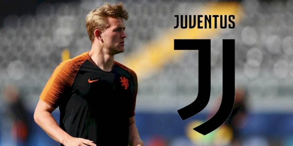 De Ligt habría alcanzado acuerdo para fichar con la Juventus