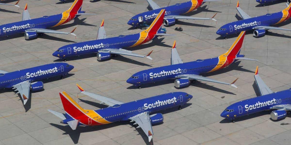La FAA encuentra otro peligroso error en el Boeing 737 Max