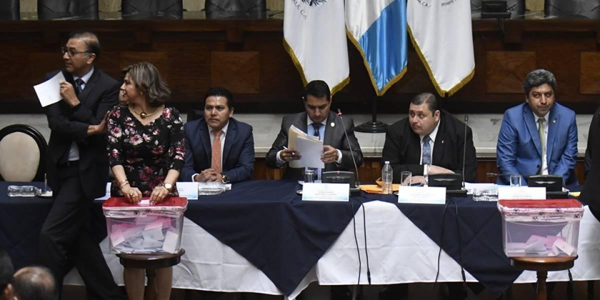 Piden asignar juzgado que conozca amparo contra integración de postuladoras