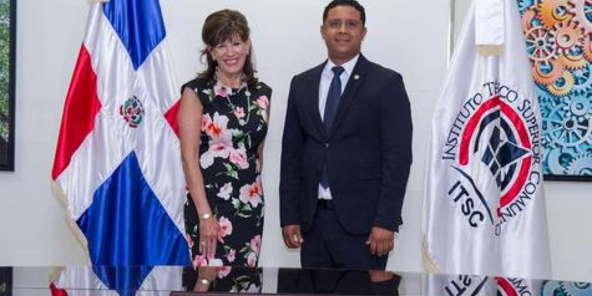 Embajadora de Estados Unidos visita Instituto Técnico Superior Comunitario