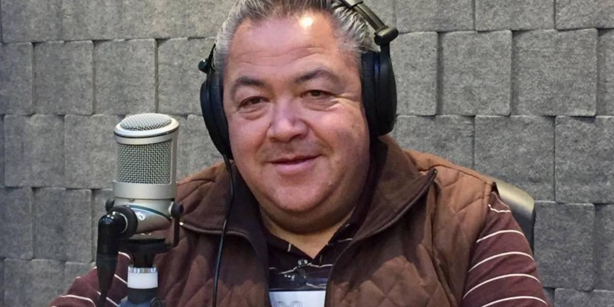 Revelan causa de muerte de Enrique Muñoz, conductor de Matutino Express