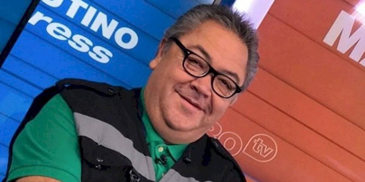 Murió el reportero Enrique Muñoz,