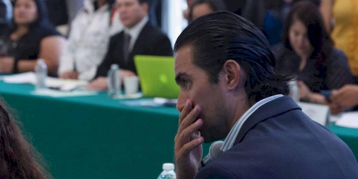 FINA amenaza con suspender a nadadores mexicanos por 'intervención' de D'Alessio