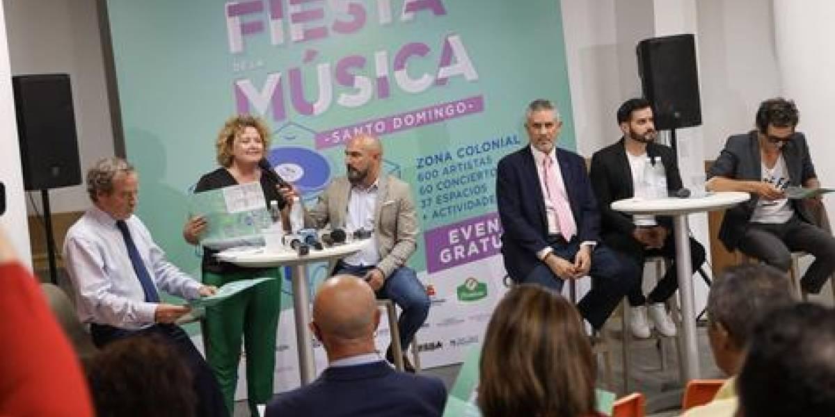 """""""La Fiesta de la Música"""", para celebrarla entre amigos"""