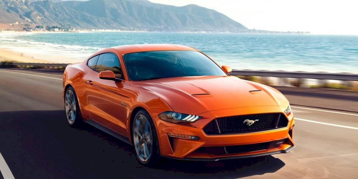 """El Ford Mustang la rompe en redes sociales: es el auto más """"instagrameable"""" del mundo"""