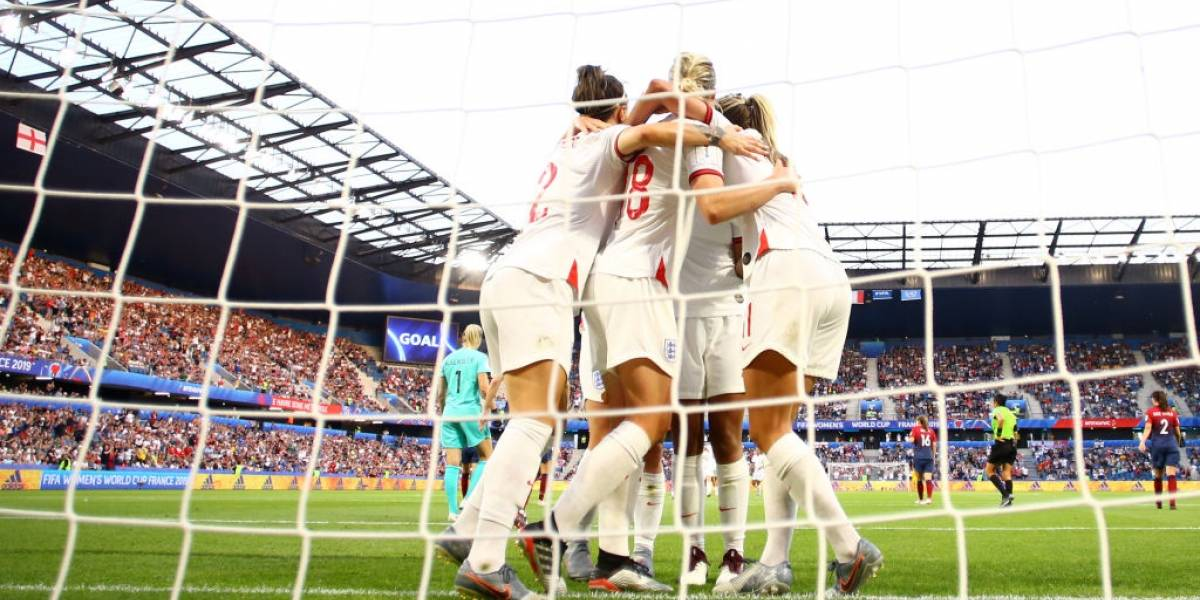 Inglaterra arrolla a Noruega y confirma que es candidato al título del Mundial femenino