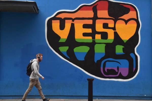 Referéndum en Irlanda para apoyar el matrimonio igualitario