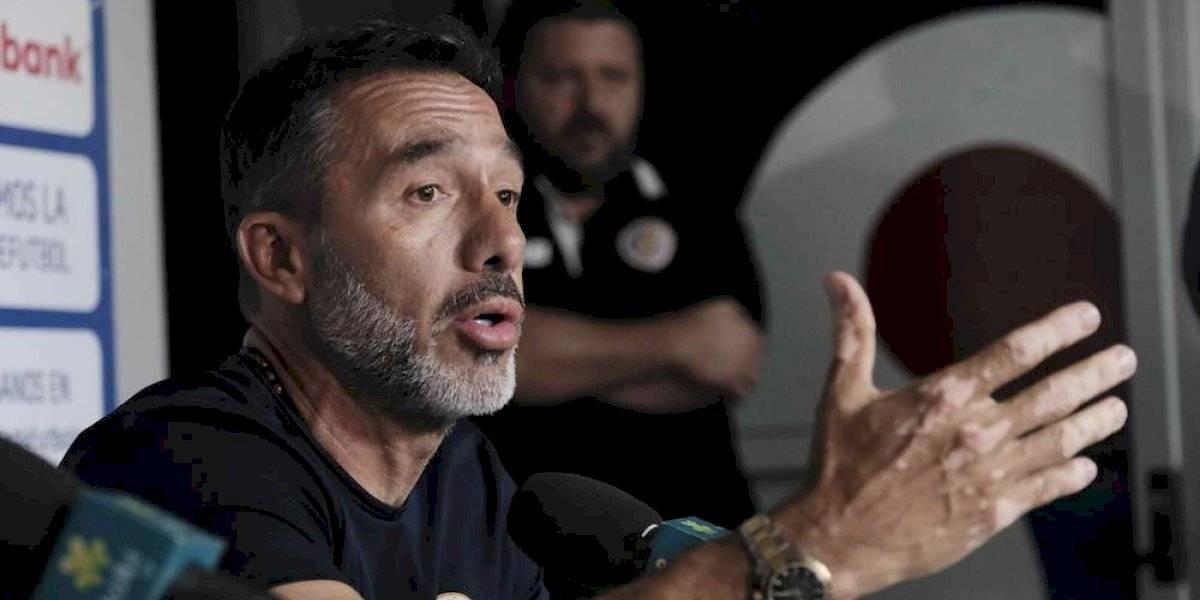 Gustavo Matosas asegura que eliminará a México de la Copa Oro