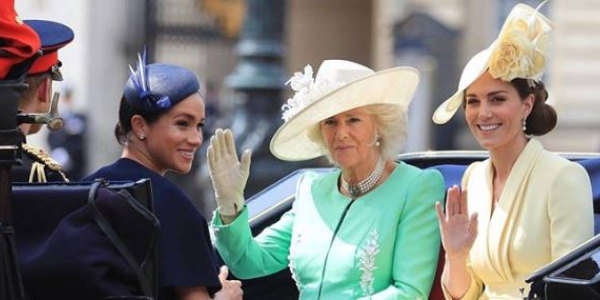 Así fue la guerra secreta de Camilla Parker para impedir de Kate Middleton se casara con el príncipe William