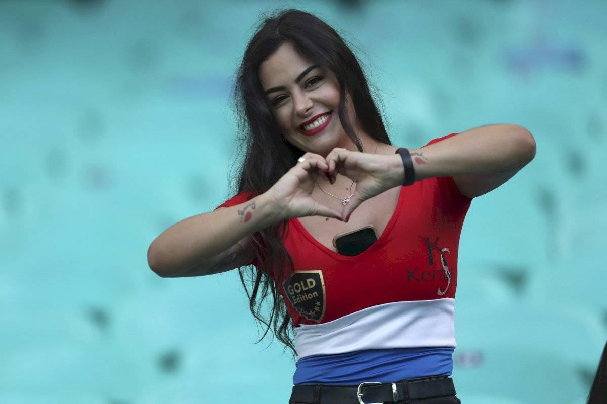 Riquelme espera que Paraguay logre eliminar a Brasil |AP