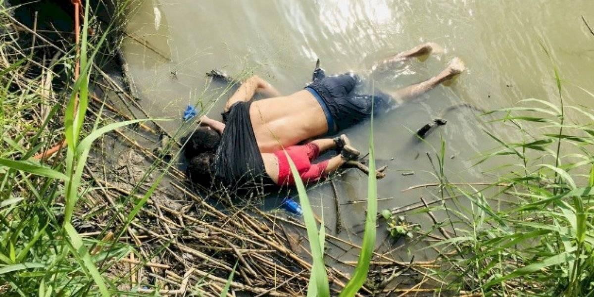 El último mensaje del hombre fallecido en río Bravo