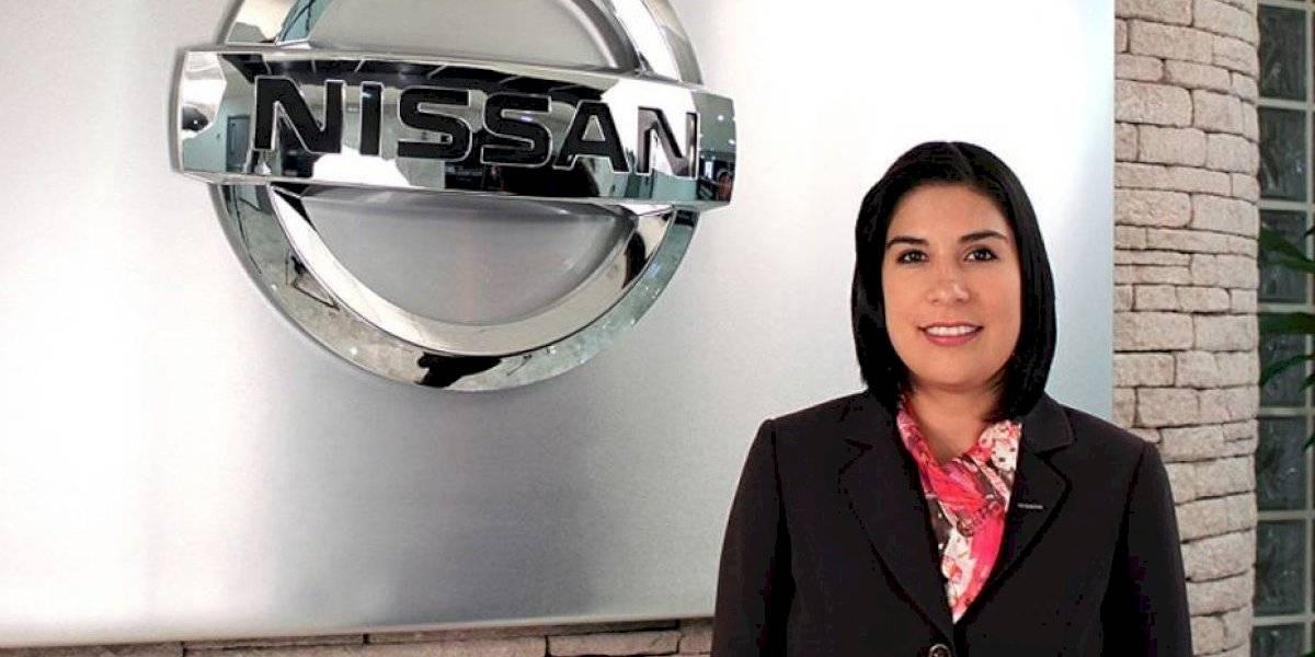 Mayra González tomará puesto directivo de Nissan en Japón