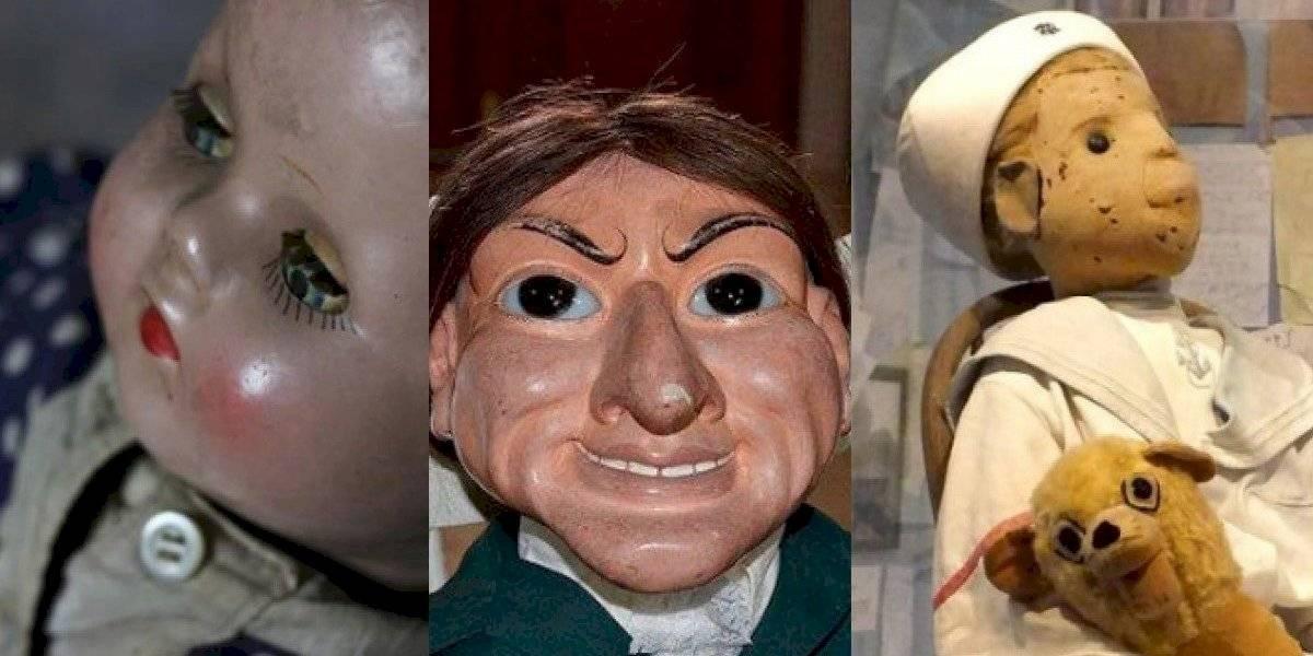 Anabelle: Conoce los otros muñecos poseídos en la vida real
