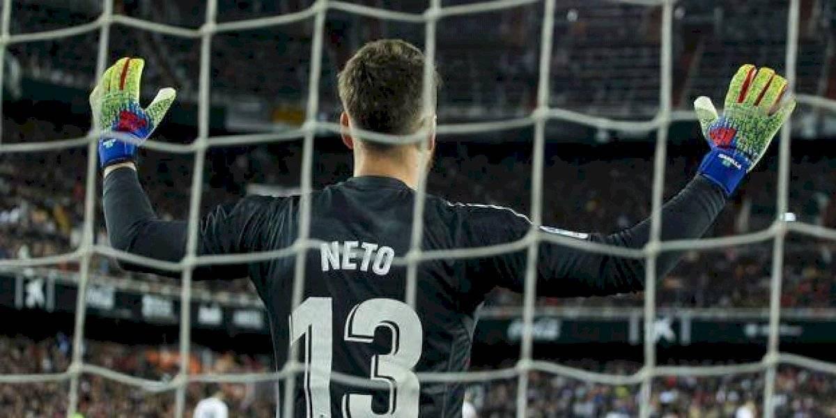 Neto el campeón olímpico brasileño que llega al equipo de Messi