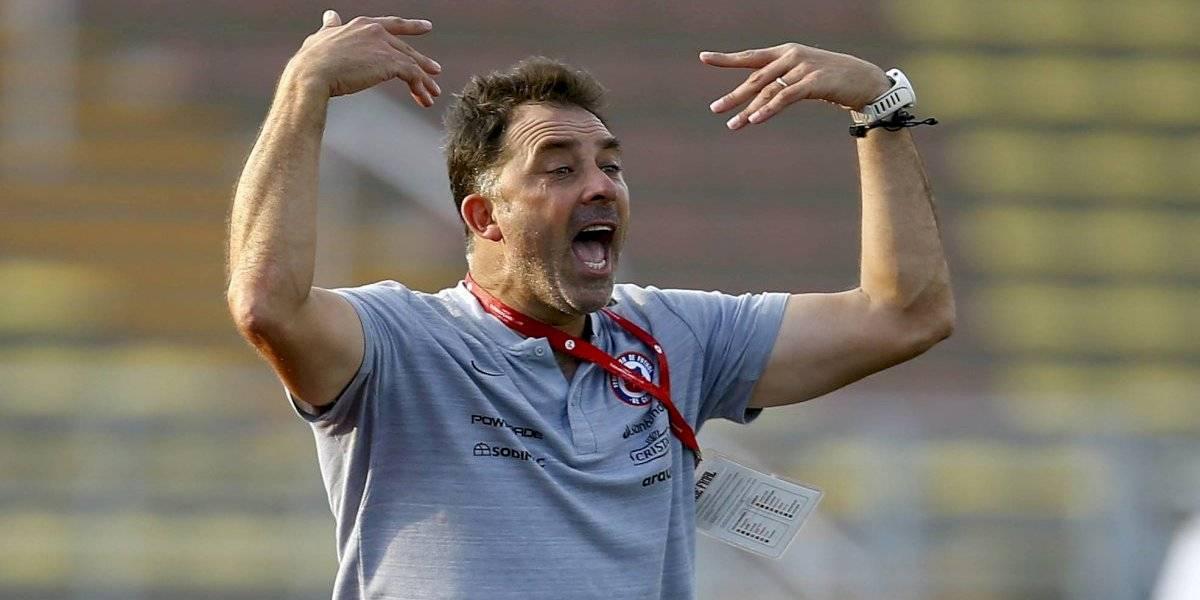 """Hernán Caputto llega con la """"podadora"""" y desata una ola de despidos en el fútbol formativo de la U"""