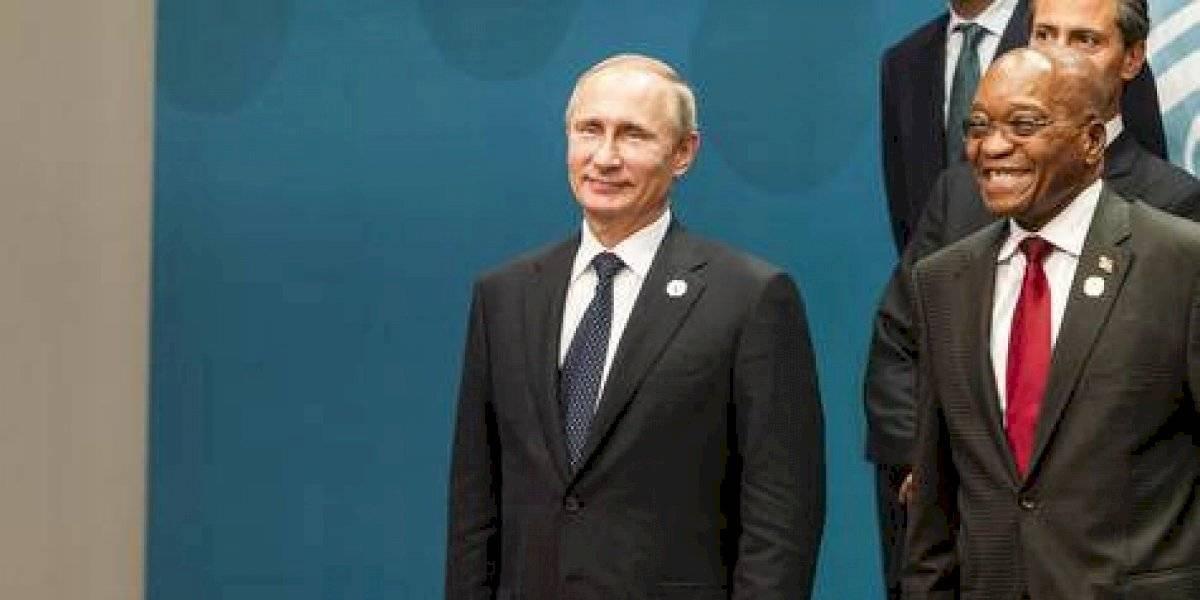 """Rusia intenta convertir a África en un """"centro estratégico"""""""