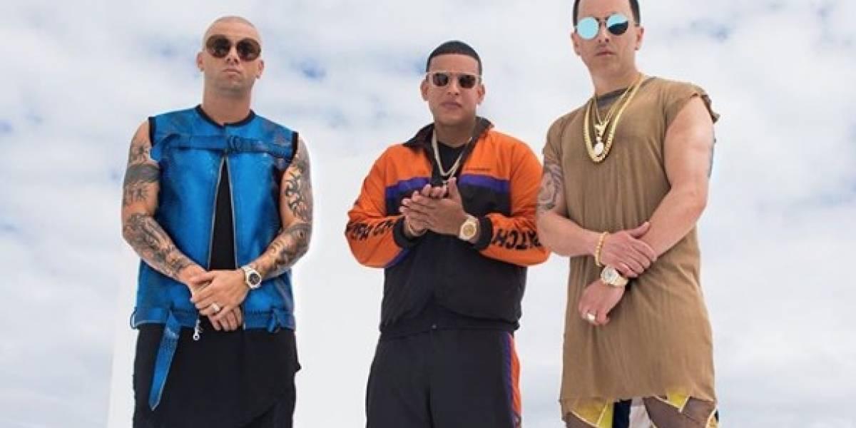 Daddy Yankee, Wisin y Yandel vuelven a unir fuerzas