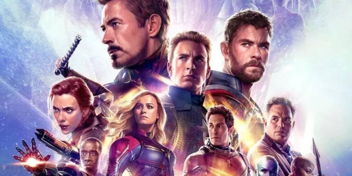 Se confirma fecha de re estreno de Avengers: Endgame en México