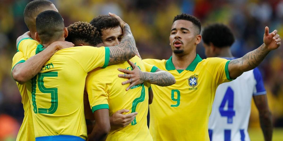 Brasil e Paraguai abrem nesta quinta quartas de final da Copa América