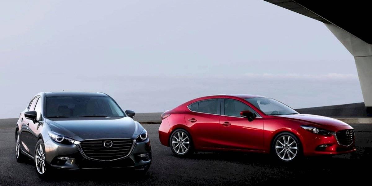 Infografía: Servicio Express de Mazda